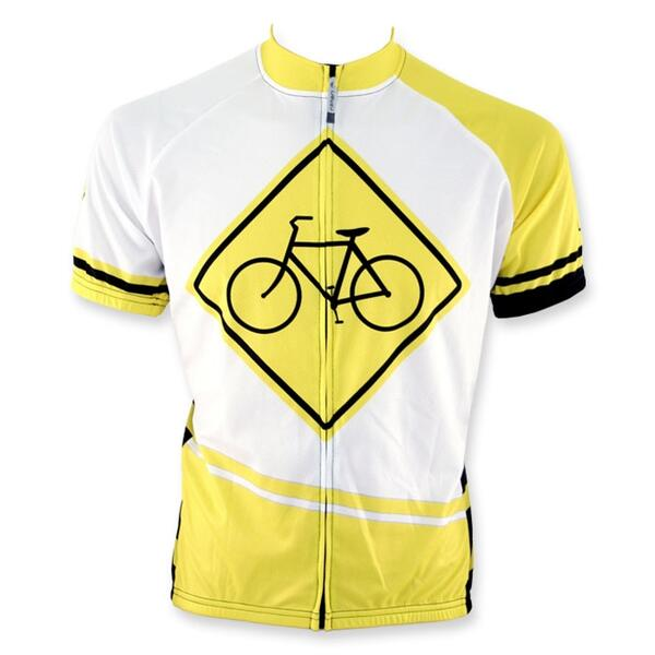Canari Men's Share The Road Cycling Jersey