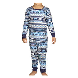 Hot Chillys Toddler Boy's Print Set