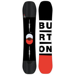 Burton Men's Custom Flying V All-Mountain Snowboard '20