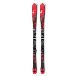 Nordica Mens Navigator 80 CA All Mountain Skis with TP2 Compact 10 FDT Bindings '19