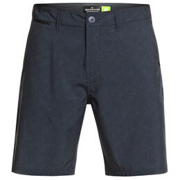 Quiksilver Men's Union Heather Amphibian Boardshorts