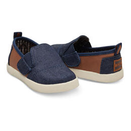 Toms Toddler Avalon Slip-On Casual Shoes