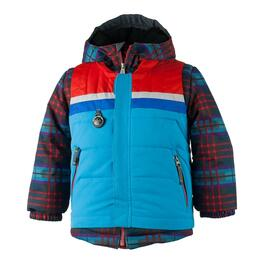 Obermeyer Boy's Grom Ski Jacket
