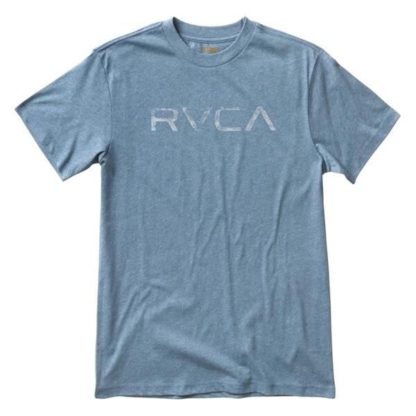 Rvca Men's Big Stamped Tee