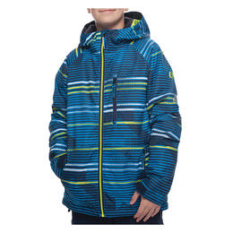 686 Boy's Jinx Insulated Jacket Blue