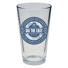 Ski The East Hickory Shot Glass