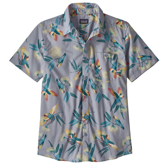 Patagonia Men's Go To Shirt Short Sleeve Top