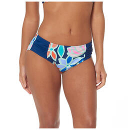 Sketchers Women's Summer Camo Bondi Tab Side Bikini Bottom