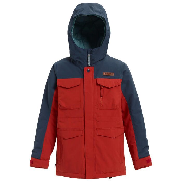 Burton Boy's Covert Snowboard Jacket