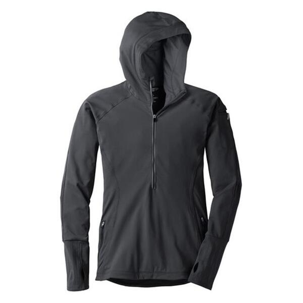 Moving Comfort Women's Just Right 1/2 Zip Hoodie