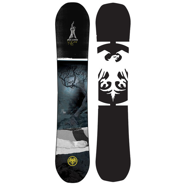 Never Summer Men's Ripsaw Snowboard '21