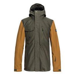 Quiksilver Men's Mission 3in1 Snow Jacket