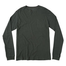 Rvca Men's Ptc Pigment Long Sleeve T-Shirt