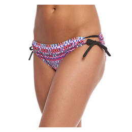 Next By Athena Women's Body Renewal Tubular Tunnel Bikini Bottoms