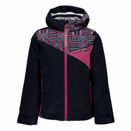 Spyder Girl's Project Snow Jacket