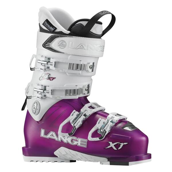 Lange Women's Xt 80 W Freeride Adventure Ski Boots '14