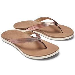 OluKai Women's Honu Sandals