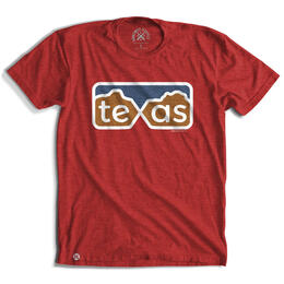 Tumbleweed TexStyles Men's Texas Mountain T Shirt