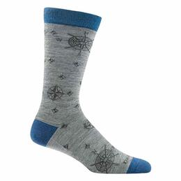 Darn Tough Vermont Men's Compass Crew Light Socks