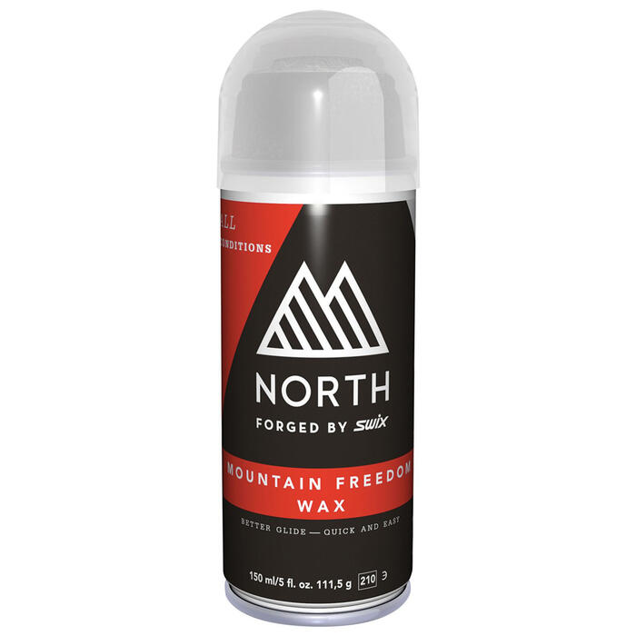 Swix North Universal Glidewax Liquid Spray