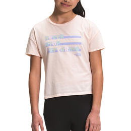 The North Face Girl's On Mountain T Shirt