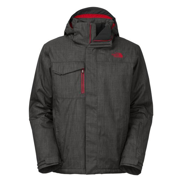 The North Face Men's Hickory Pass Ski Jacket