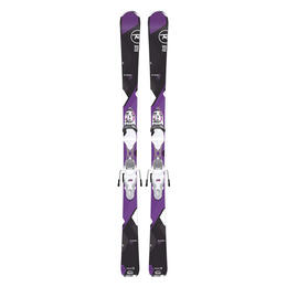 Rossignol Women's Temptation 80 Freeride Skis with Xpress Bindings '17