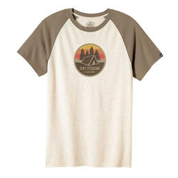 Prana Men's Tent Pitch Club Short Sleeve T