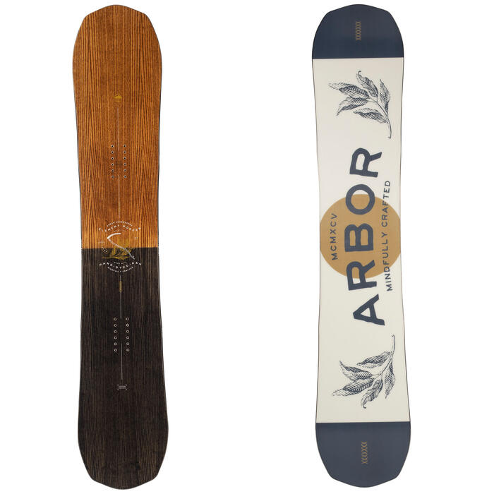 Arbor Element Camber MW Snowboard '21