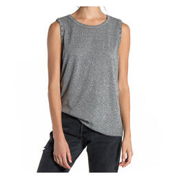 N:Philanthropy Women's Edith Studded Muscle Tank Top