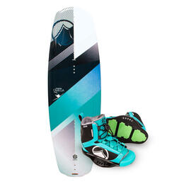 Liquid Force Omega Grind Wakeboard '17 w/ Plush Bindings