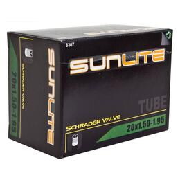 Sunlite 20x1.5-1.95 (bmx) Bicycle Tube