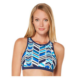 Jag Sport Women's Fragments High Neck Bikini Top
