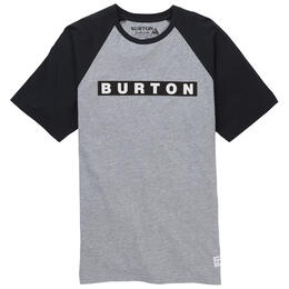 Burton Men's Vault Short Sleeve T Shirt
