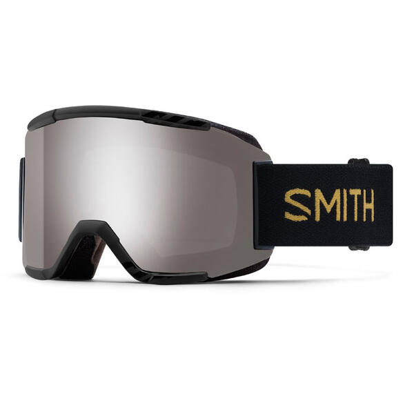 Smith Squad Snow Goggles w/ Chromapop Plati