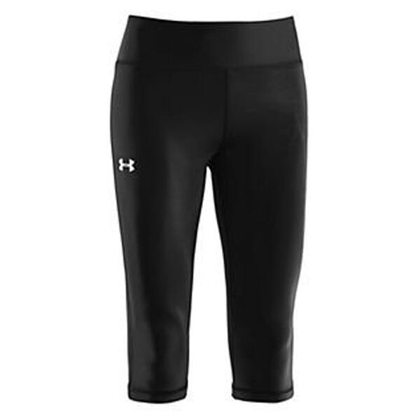 "Under Armour Women's Authentic 15"" Capris"