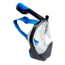 Wildhorn Seaview 180° Panoramic Full Face Snorkel Mask