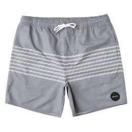Rvca Men's Va Layer Elastic Swim Trunks