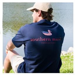 Southern Marsh Men's Authentic Flag Tee Shirt