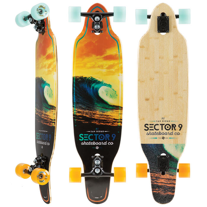Sector 9 Scorcher Striker Longboard