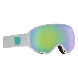 Anon Women's WM1 Snow Goggles with Sonar Green Lens