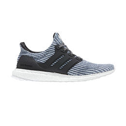 Adidas Men's Ultra Boost Parley Running Shoes Cloud White/Carbon