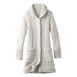prAna Women's Elsin Sweater Coat