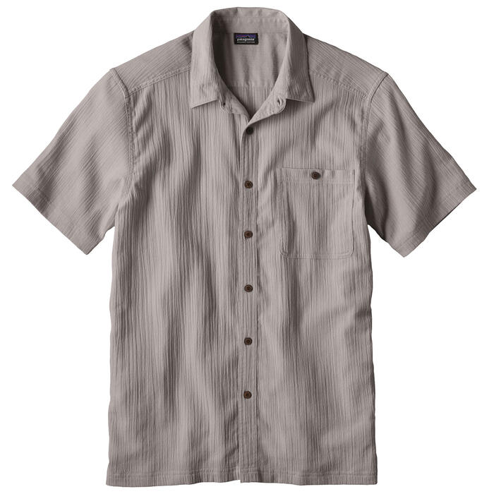 Patagonia Men's A/C Woven Short Sleeve Shirt
