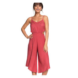 Roxy Women's Waterfall Reflect Side Cutout Jumpsuit