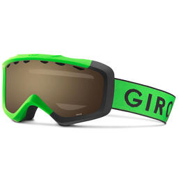 Giro Grade Snow Goggles Bright Green