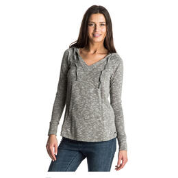 Roxy Women's Wasted Time Hooded Top