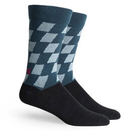 Richer Poorer Men's Drive Crew Socks
