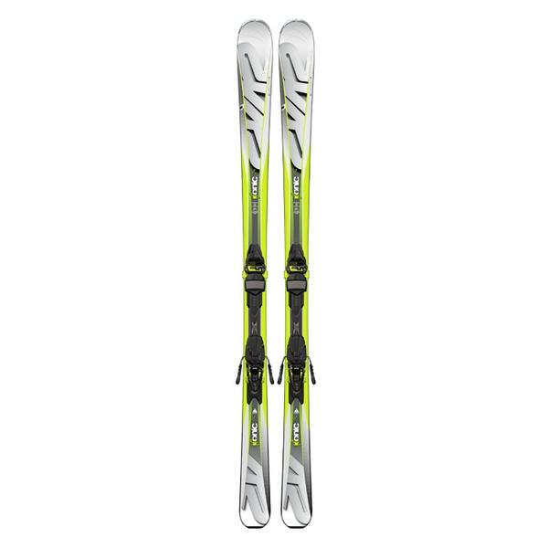 K2 Men's Ikonic 78 Ti All Mountain Skis with M3 10 Bindings '16