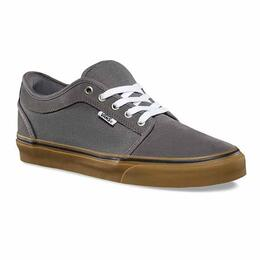 Vans Men's Chukka Low Shoes - Pewter